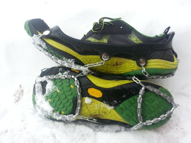 Polar Trax Ice Cleats