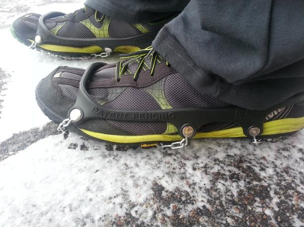 Polar Trax Ice Cleats