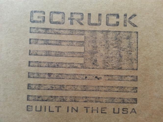 GORUCK Box