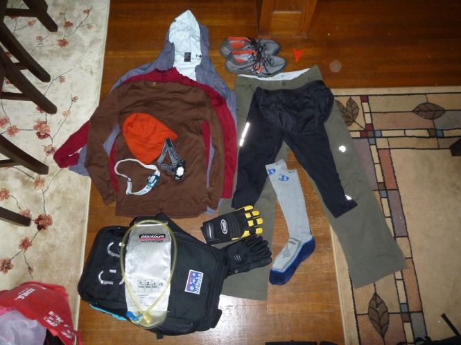 GORUCK Challenge Packing List