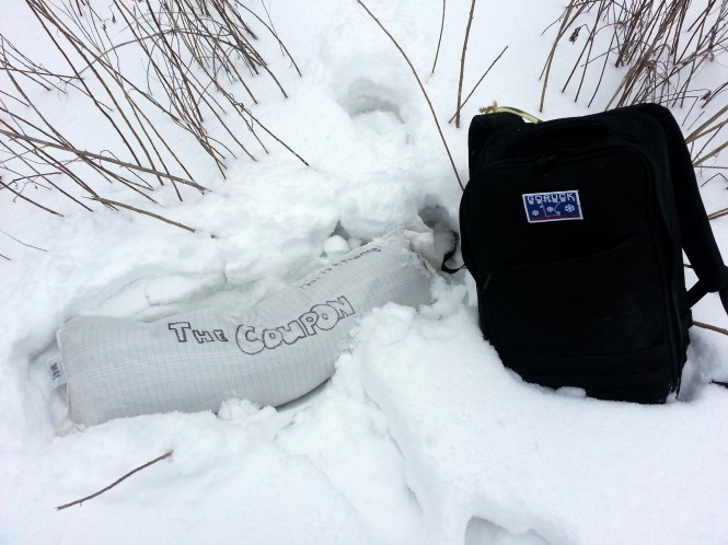 GORUCK GR1 Coupon Snow