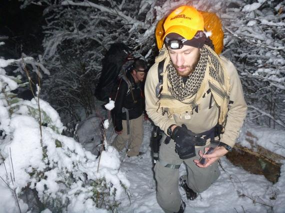 Snowbank Lake Trail