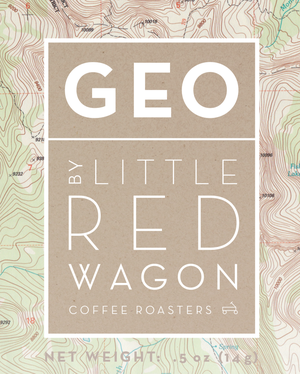 Little Red Wagon Coffee Geo Backpacking