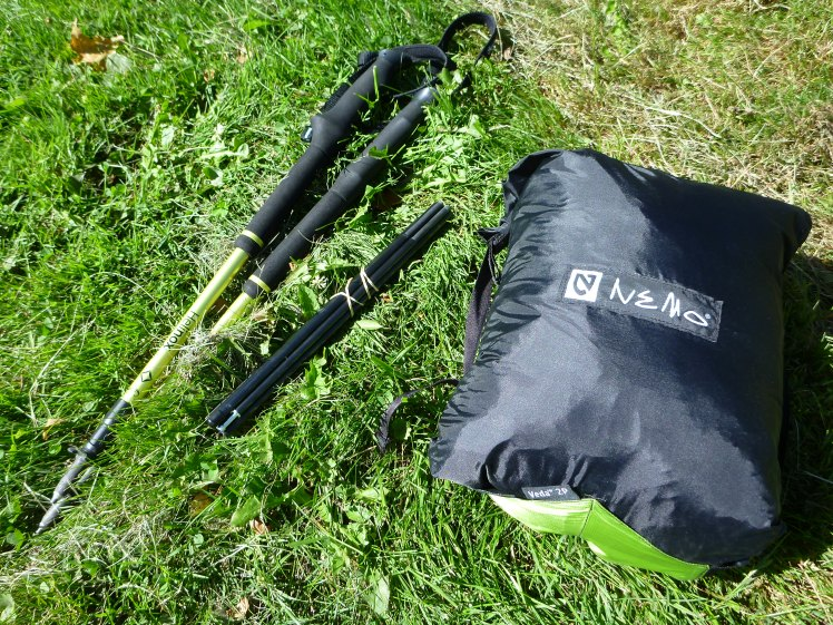 Nemo Veda 2P Backpacking Tent