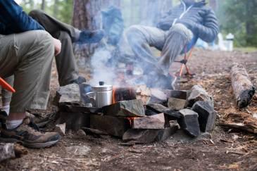 Snowbank Trail Campfire