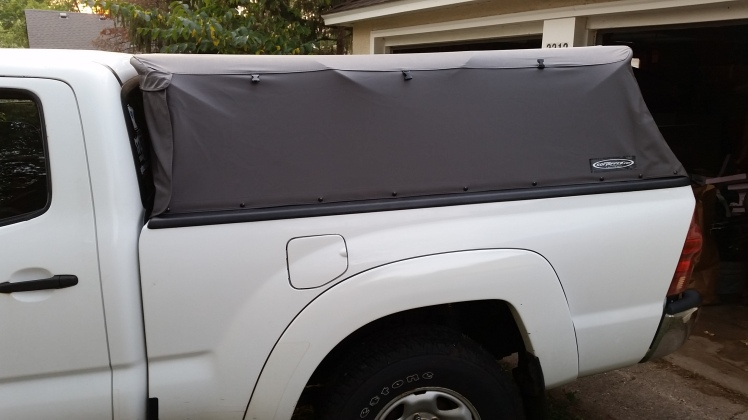 Softopper Tacoma roofline