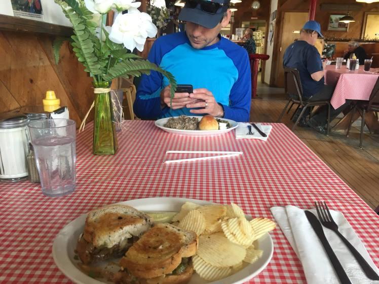 Montana Cafe, Cook, MN