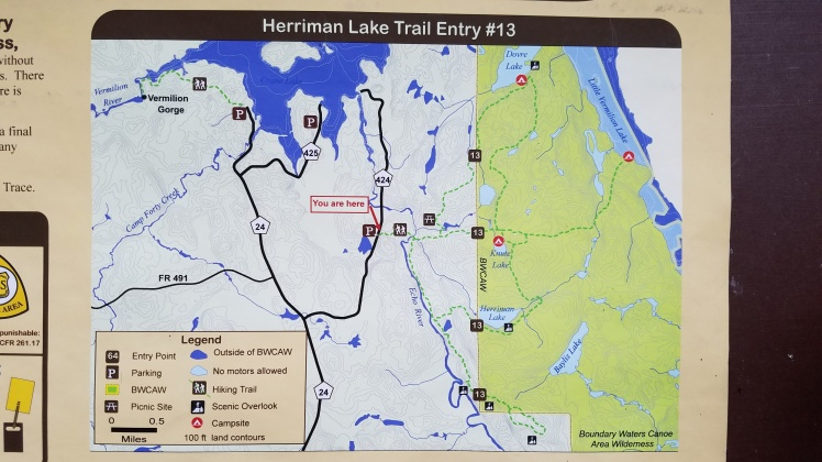 Herriman Trail Map
